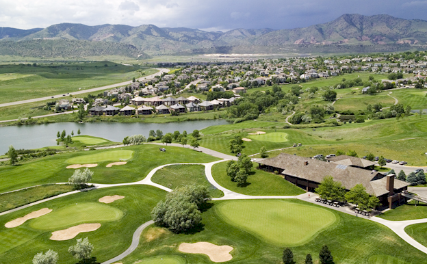 Mountain Vistas at Bear Creek Golf Club - Morrison Colorado